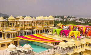 wedding in chunda palace