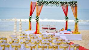 Destinaion wedding cost in goa