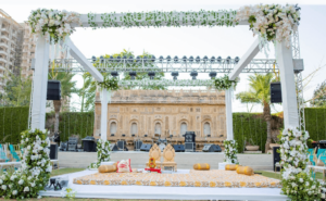 destination wedding in agra