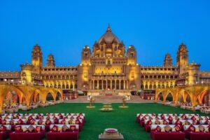 THE UMAID BHAWAN PALACE, JODHPUR